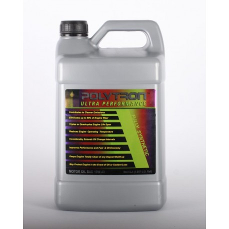 Fully Synthetic Motor Oil 10W-40 4L