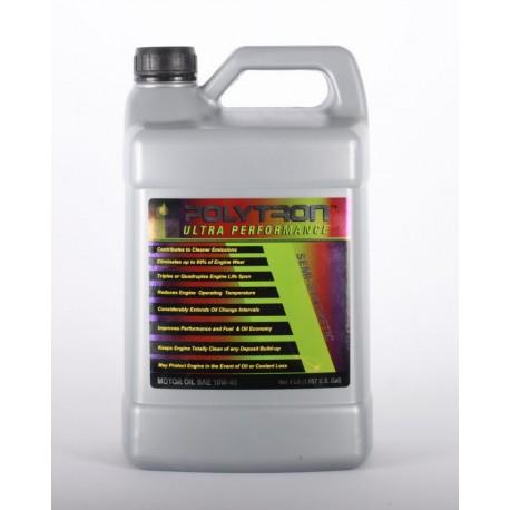 Semi Synthetic Motor Oil 10w 40 4l Polytron Romania Shop