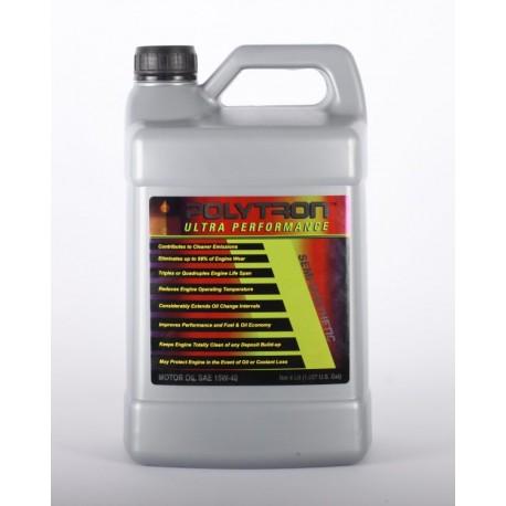 Semi-Synthetic Motor Oil 15W-40 4L