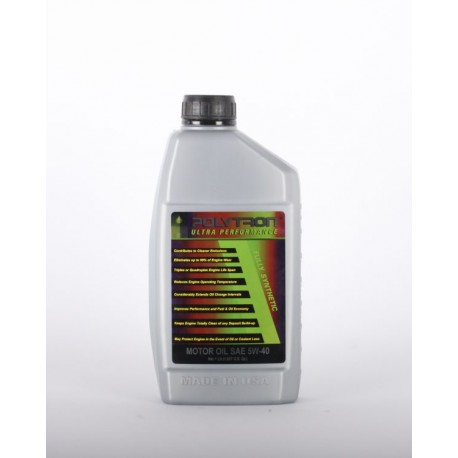 Fully Synthetic Motor Oil 5W-40 1L