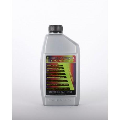 Fully Synthetic Motor Oil 10W-40 1L